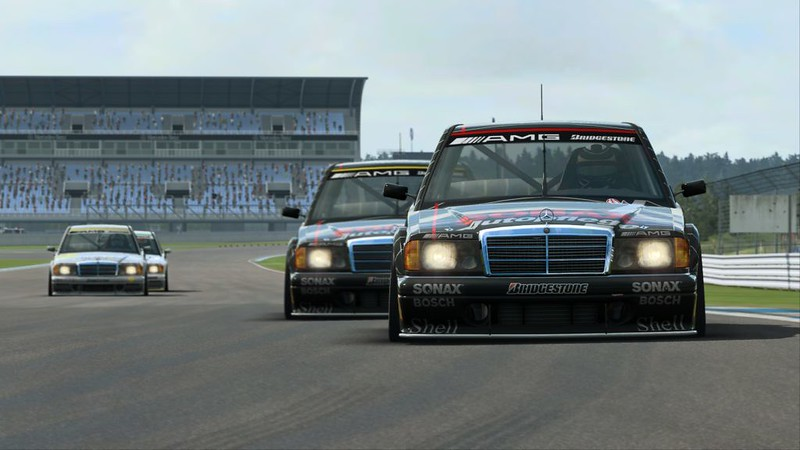 AMG Mercedes 190 E2.5 16 Evolution II