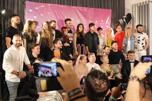 Eurovision-Spain Pre Party Press event 2018