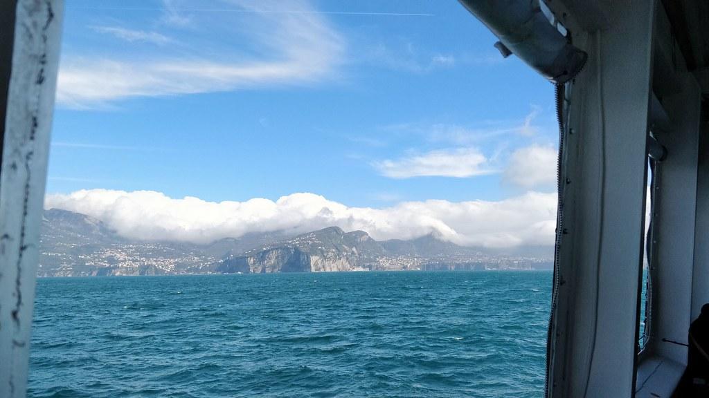 Boat to Sorrento