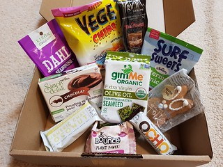 March 2018 CFS Vegan Mystery Box