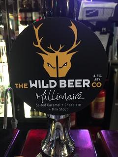 Wild Beer, Millionaire, England