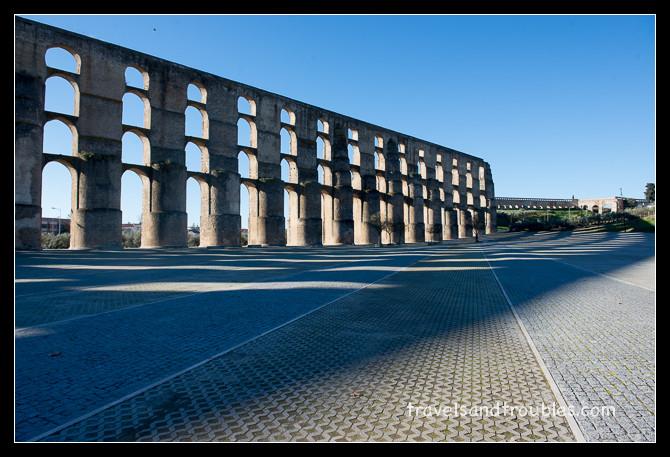 Amoreira Aquaduct
