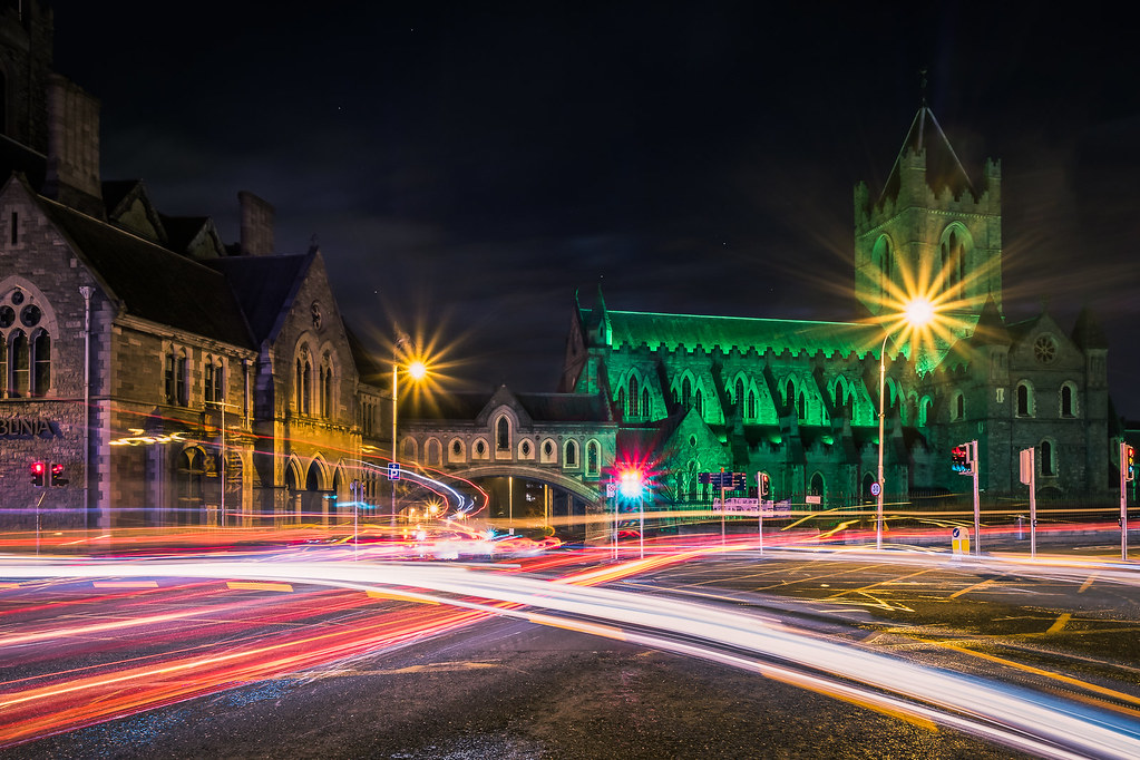 Christ Church Cathedral, Dublin, Ireland picture