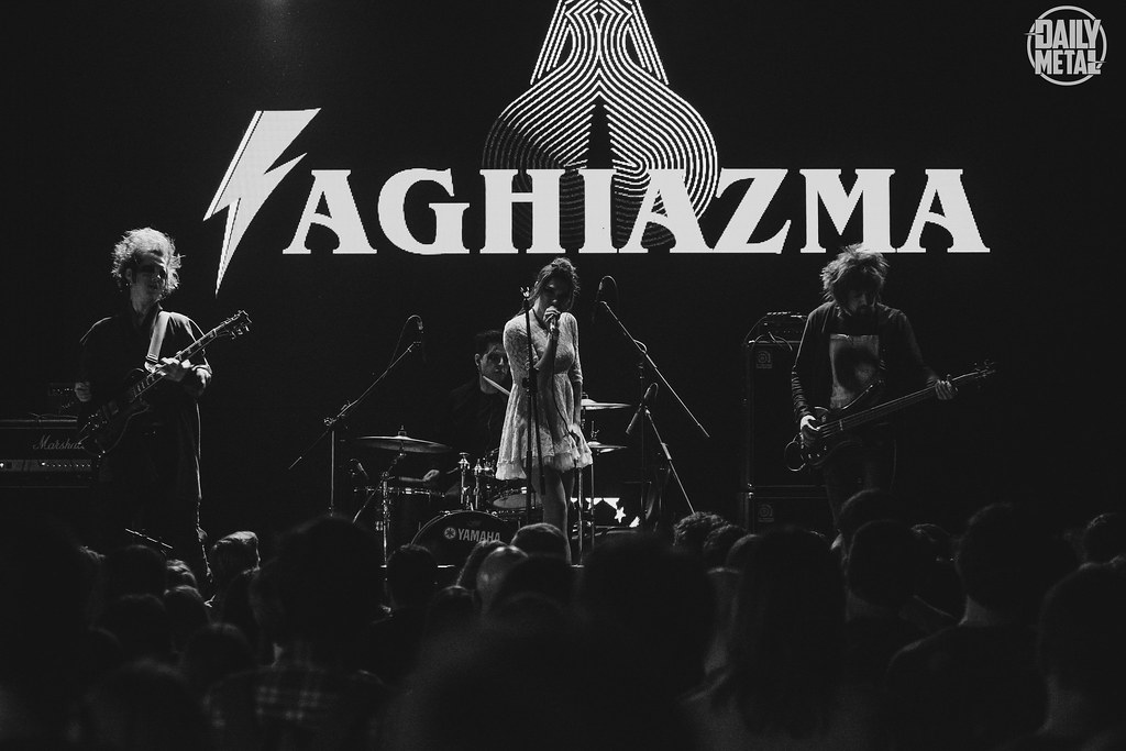 Aghiazma@Bowie Night | Atlas | 16.03.18
