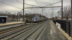MARC Commuter Rail Bombardier–Alstom HHP-8 #4910