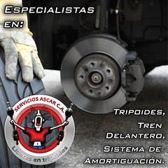 Servicios Ascar C.A. Somo un grupo de expertos altamente calificados espera por usted.