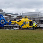 Air ambulance, Royal Preston hospital