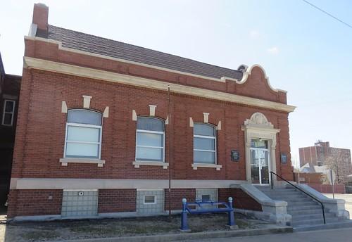 illinois il carnegielibraries libraries christiancounty taylorville northamerica unitedstates us
