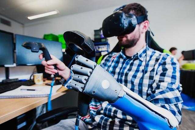 Open Bionics - Hero Arm Gaming