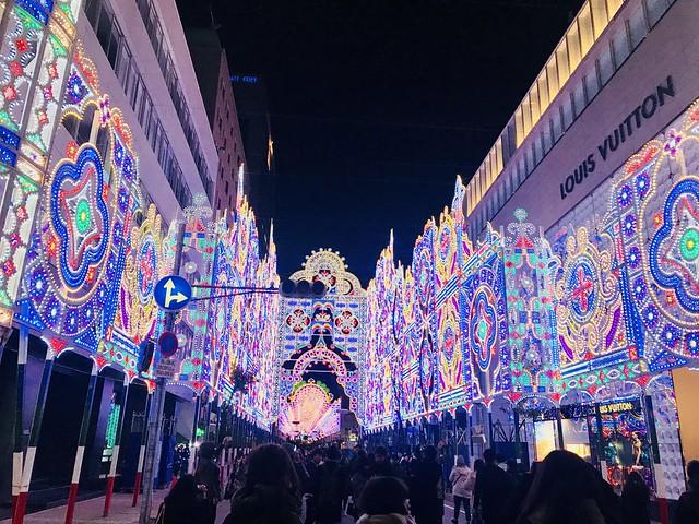 神戸ルミナリエ 2017