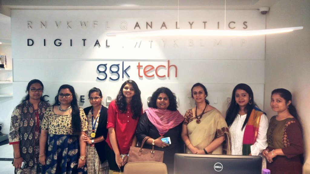 Smita Nair Jain at GGK tech #SmitaNairJain   #CopyPaste #womenwhocode #womenintech #womenindigital #womenindatascience #thoughtleaders #tedxtalks #tedxspeakers #tedxmotivationalspeakers #tedx #technologyfuturistkeynotespeakers #technology #tech #strategy