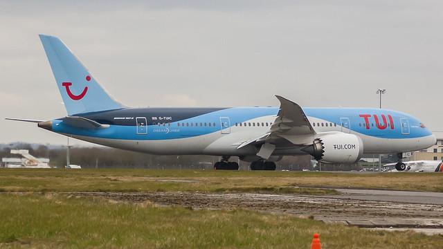 G-TUIC - TUI 787 @ Cardiff Airport 170318