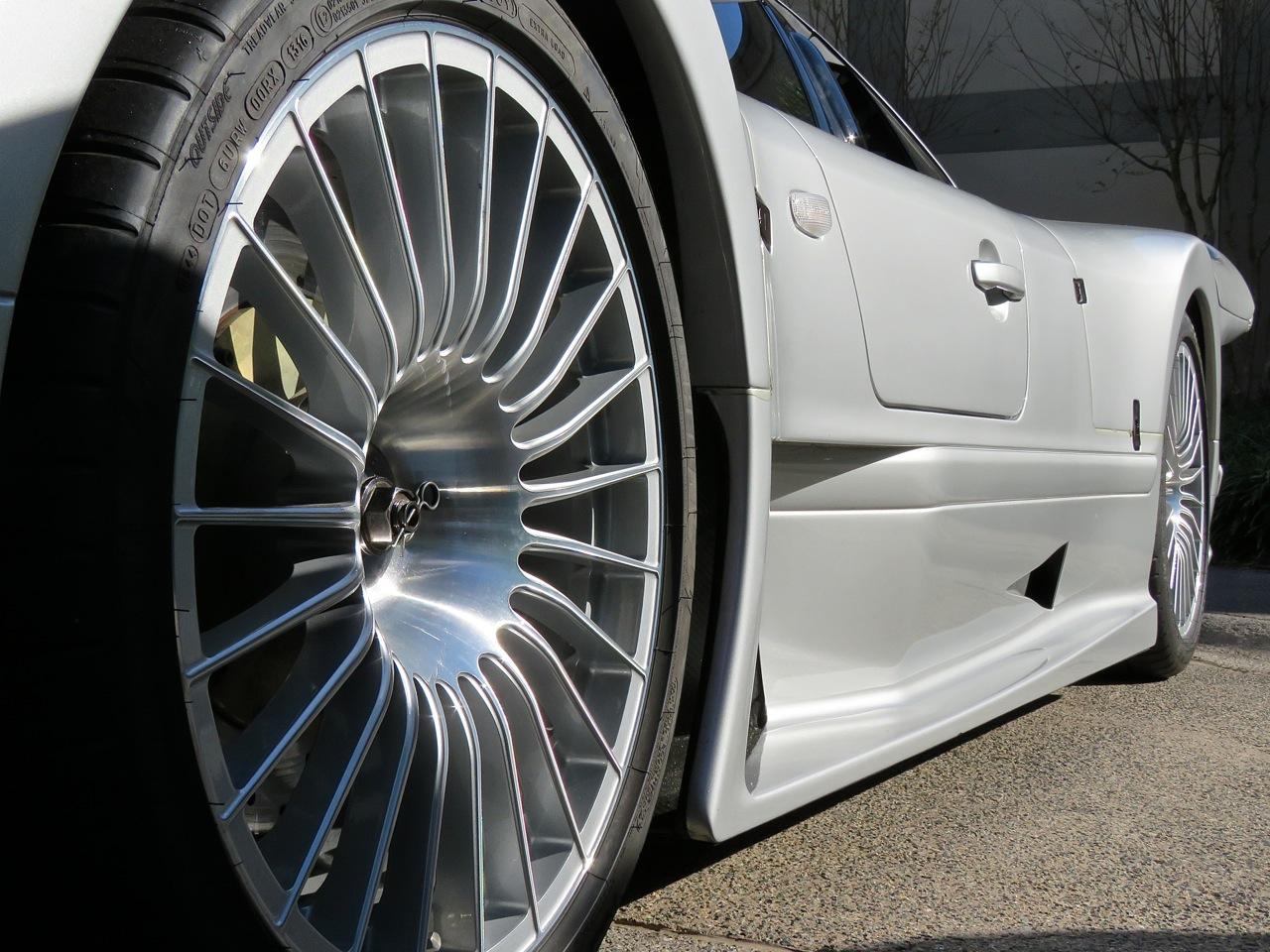 Mercedes CLK GTR Amelia 20