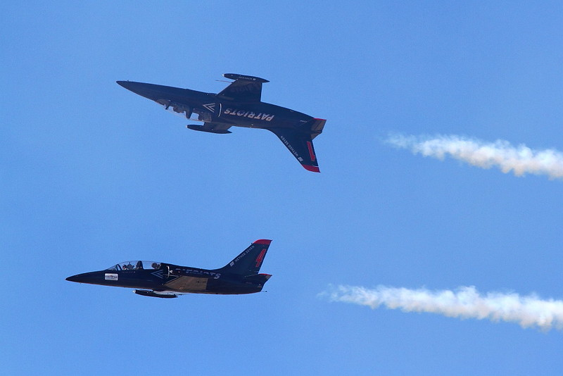 IMG_4218 Aero L-39 Albatros, Patriots Jet Team