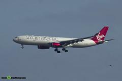 G-VUFO - 1352 - Virgin Atlantic Airways - Airbus A330-343 - Heathrow - 170402 - Steven Gray - IMG_0115