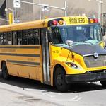 Eastern Townships 14-72 Lion school bus Ottawa, Ontario Canada 04282015 ©Ian A. McCord