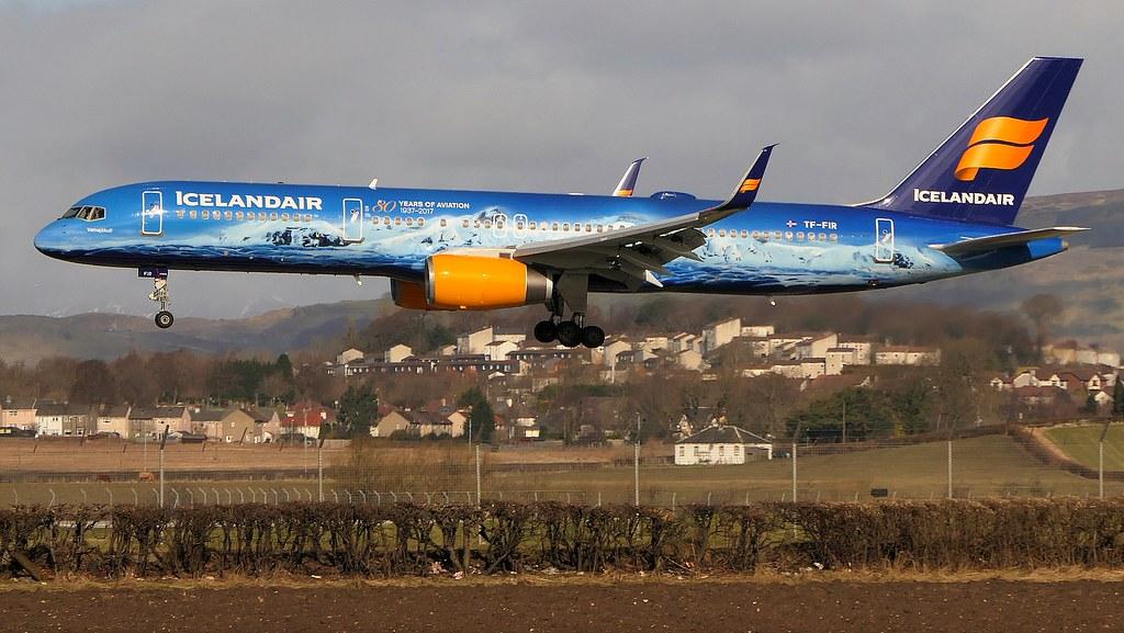 Icelandair 752 TFFIR GLA 24MAR18 2