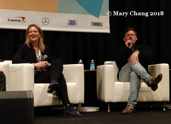 Celebrity Chefs panel Wednesday at SXSW 2018 2