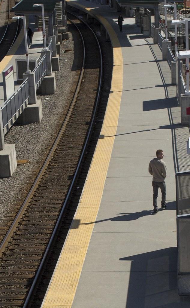 Trainyard gaze | Richard Royle | Flickr