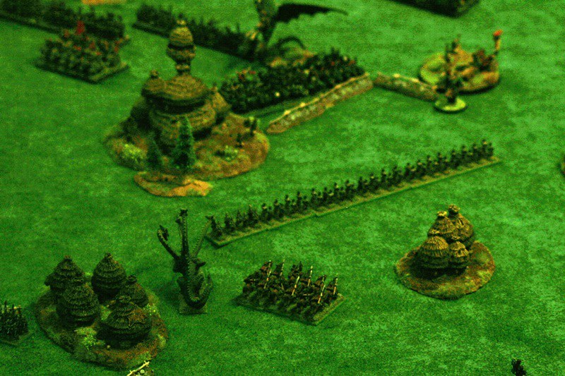 [1250 - Orcs & Gobs vs Elfes-Noirs] Attaque du village orc 27546810128_5371743aa2_c