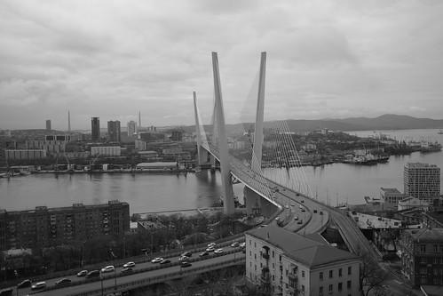 'Золотой мост' at Vladivostok 15-04-2018 (11)