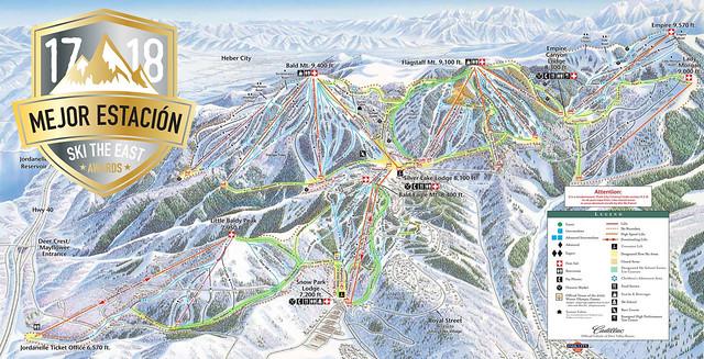 Ski the East Awards 17-18