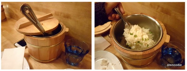 Schmaltzy Rice