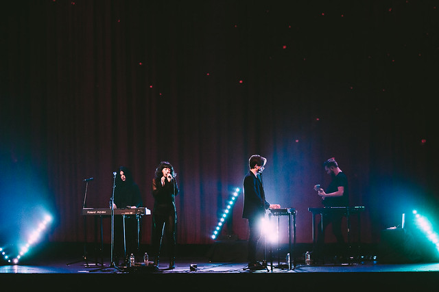 The Naked and Famous - Rio Theatre - 14/03/2018