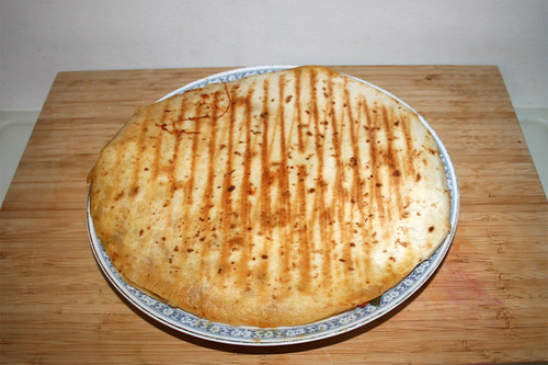 72 - Fertiger Quesadilla / Finished quesadilla
