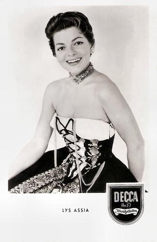 Lys Assia (1924-2018)
