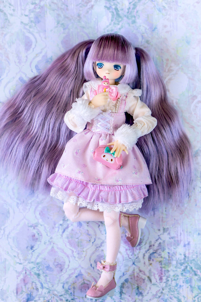 Azone EX CUTE series『 Kinoko Juice Usonaki Good Night Baby』Doll