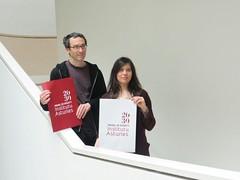 180328 Presentación Premiu Institutu Asturies 2030 d'Ensayu