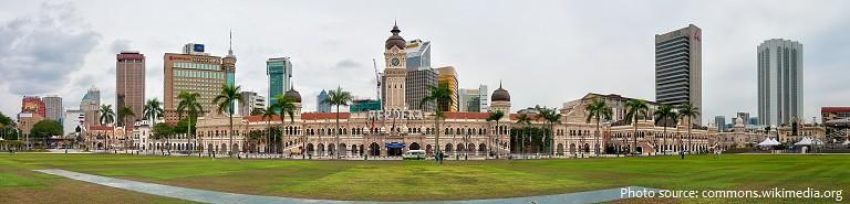 Kuala Lumpur - Merdeka Meydanı