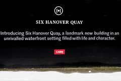 INTRODUCING 6 HANOVER QUAY [SELLING A LIFESTYLE RATHER THAN A HOME]-138248A