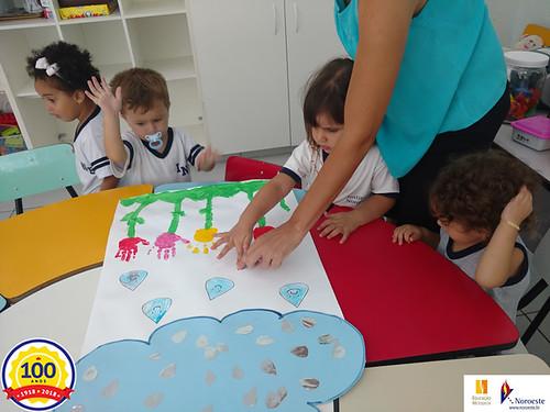 Mini maternal - Dia Mundial da água