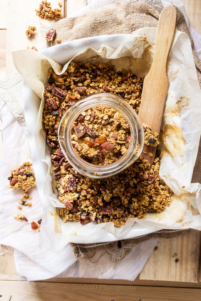 Fruit'n'Nuts Cruchy Granola