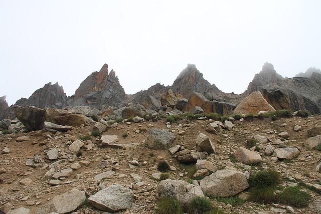 Dochu La pass, 07/08/2014