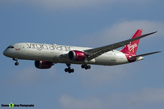 G-VOOH - 37968 - Miss Chief - Virgin Atlantic Airways - Boeing 787-9 - Heathrow - 170402 - Steven Gray - IMG_9952