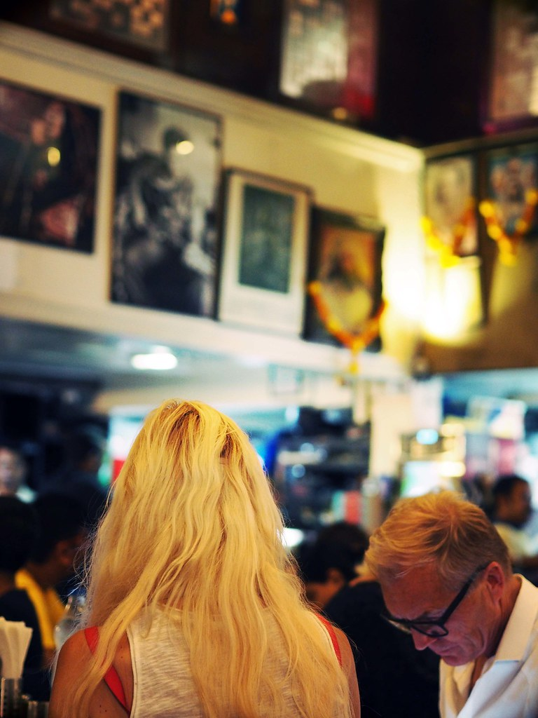 Leopold Cafe Colaba 50mm _effected