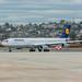 Lufthansa Inaugural Flight by San Diego International Airport