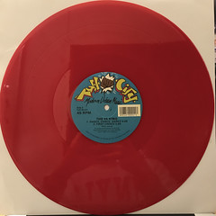 THE 45 KING:THE RED, THE BLACK, THE GREEN(RECORD SIDE-B)