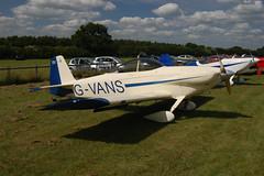G-VANS Vans RV-4 (355) Popham 140609