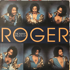 ROGER:THE MANY FACETS OF ROGER(JACKET A)