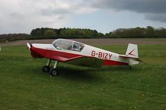 G-BIZY Jodel D112 (1120) Popham 030510
