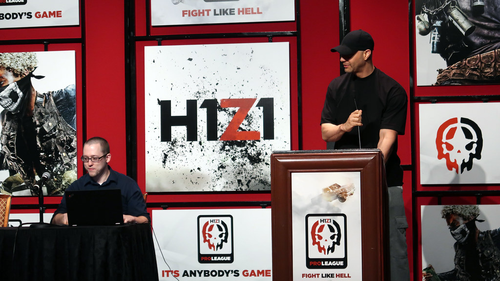 H1Z1 Pro League Orientation