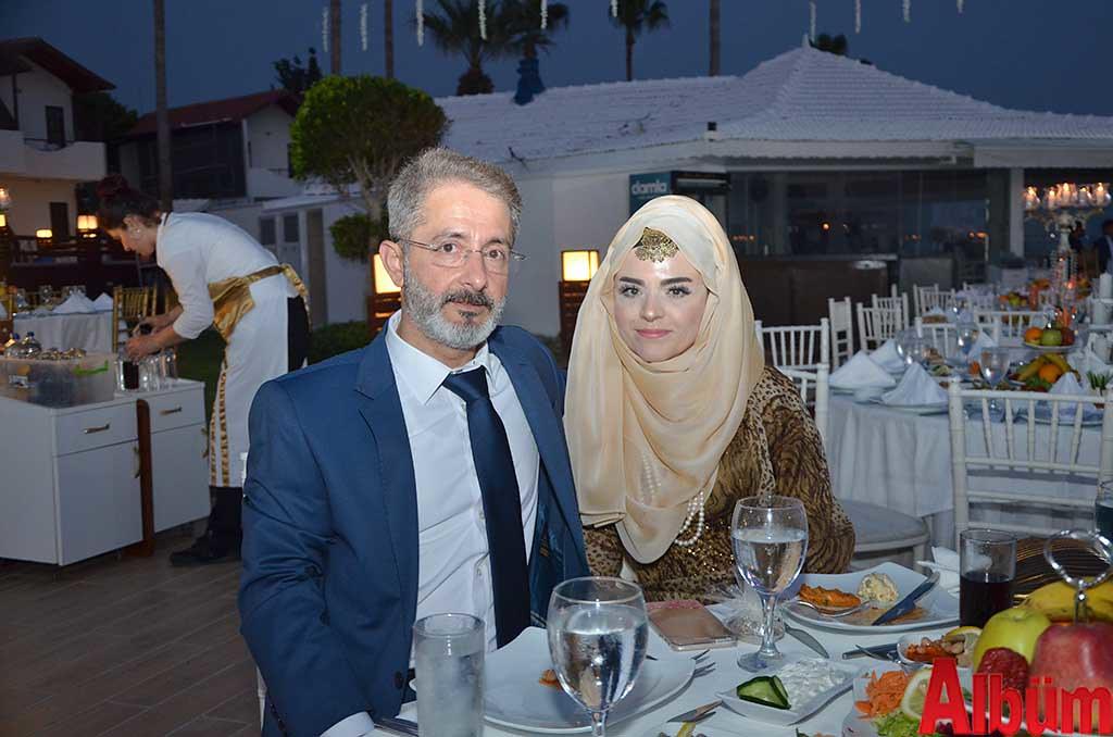Mehmet Çekin, Sebile Çekin