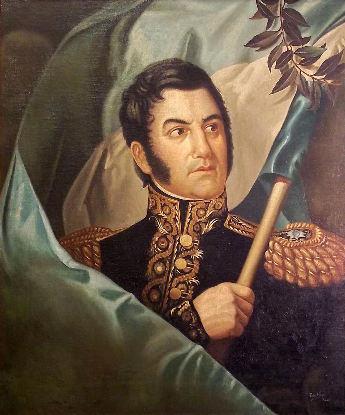 José Francisco de San Martín y Matorras