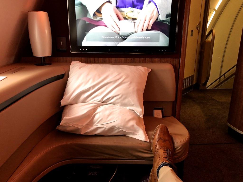 Qatar A380 First Class 20