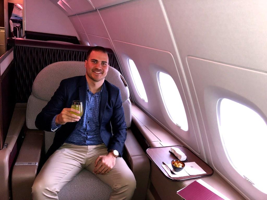 Qatar A380 First Class 18
