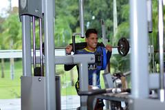 16 a 18-04-2018: Preparação partida contra o Paysandu